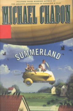 "Cover image for ""Summerland"" by Michael Chabon"
