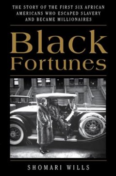 Cover Image of Black Fortunes