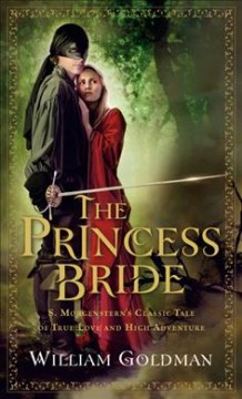 """Cover of """"The Princess Bride"""" by William Goldman"""