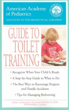 cover to American Academy of Pediatrics Guide to Toilet Training