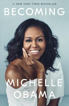 """Cover of """"Becoming"""" by Michelle Obama"""