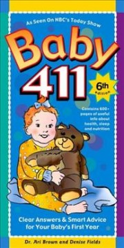 cover to Baby 411