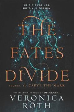The Fates Divide book cover