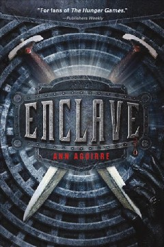 Enclave book cover