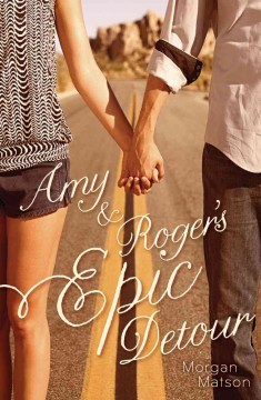 Amy and Roger's Epic Detour book cover