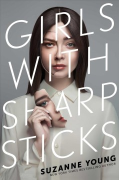 Girls With Sharp Sticks book cover